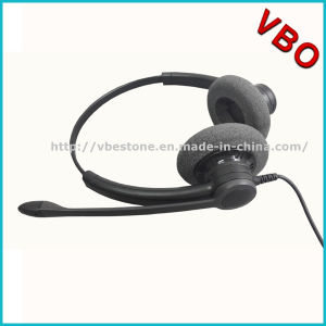 High End Wired Communication and USB Connectors USB Headset pictures & photos