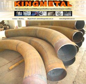 Carbon Steel Factory Bends Manufacturer 3D API 5L Gr. B Psl 1 90 Degree pictures & photos