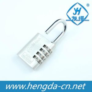 Yh1242 Hardened Steel Shackle Dial Combination Luggage Suitcase Locker Lock Padlock pictures & photos
