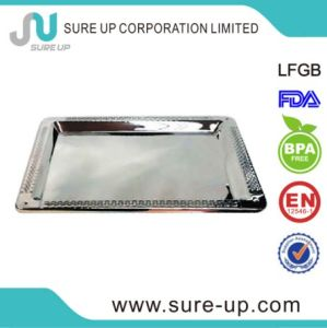Stainless Steel Double Layers Tray pictures & photos