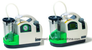 Mobile Electrical Mucus Surgical Suction Apparatus pictures & photos