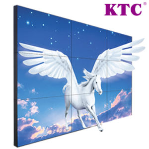 49 Inch 3.5mm LG LCD Video Wall with Narrow Bezel pictures & photos