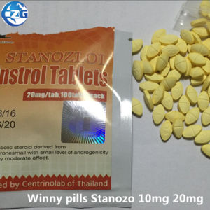Oral High Quality Steroid 20mg Tablets Dbol Dianabol pictures & photos