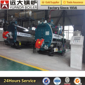 Factory Direct Sale Industrial Methanol Gas Fired Steam Boiler pictures & photos