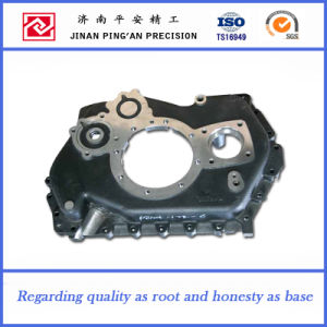 Cast Iron Shell of Gearbox for Heavy Trucks with ISO 16949 pictures & photos