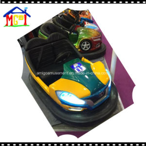 Fiberglass Yellow Bumper Car for Amusement Playground pictures & photos