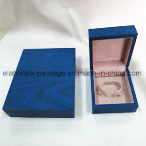 Real Wood Matte Finish Jewelry Box Square Packing Box pictures & photos
