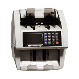 Multi-Currency Bill Counter with Cis Sensors pictures & photos