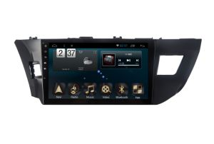 Android 6.0 System Car GPS Navigation for Toyota Levin 10.1 Inch Touch Screen with Bluetooth/MP3/WiFi pictures & photos