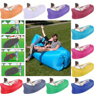 Hot Sale Outdoor or Indoor Fishing Equipment Inflatable Sofa pictures & photos