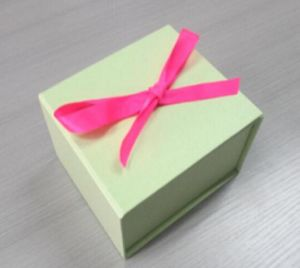 Customized Logo Cardboard Paper Gift Packaging Box (QualiPrint) pictures & photos