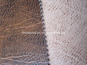 PU Sofa Leather pictures & photos