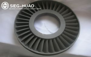 Precision Casting Iron Impeller for Pumps