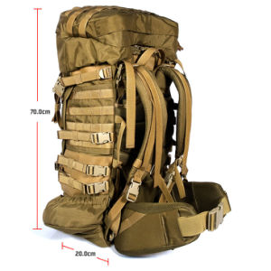 Middle-Size 1000d Nylon Military Tactical Hiking Sports Backpack pictures & photos
