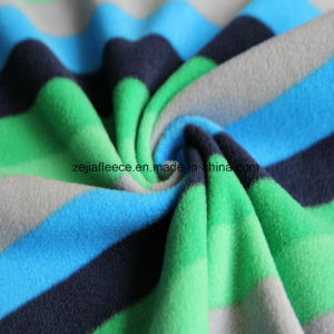 Micro Fleece with Print, for Baby Garment pictures & photos