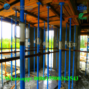 Steel Prop Shoring Scaffold for Formwork pictures & photos