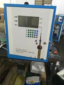 Tank Truck Install Fuel Dispenser Without Pump pictures & photos