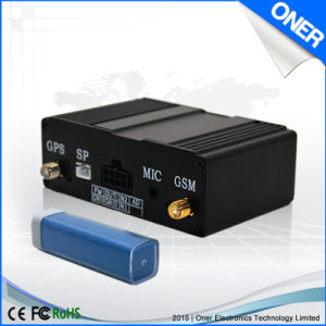 Car Alarm Vehicle GPS Tracker Without SIM Card pictures & photos