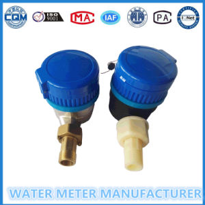 Dn15mm Nylon Single Jet Cold Water Meter pictures & photos