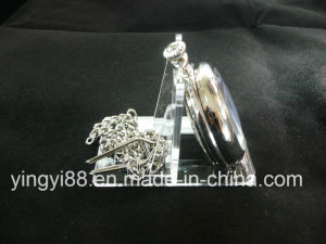 New Acrylic Pocket Watch Display Stand pictures & photos