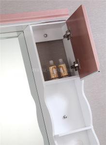 New PVC Vanity Oak Bathroom Vanity Cabinet pictures & photos