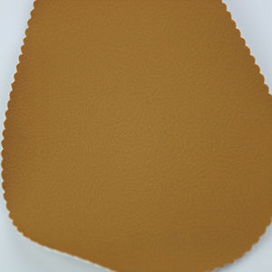 Brown Color Embossed PU Synthetic Leather for Furniture Bags pictures & photos