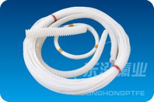 Teflon Tube Pipe Plastic Products PTFE Tube pictures & photos