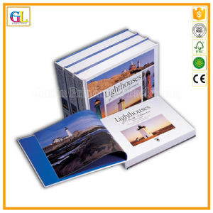 Professional Printing Custom Hardcover Book pictures & photos