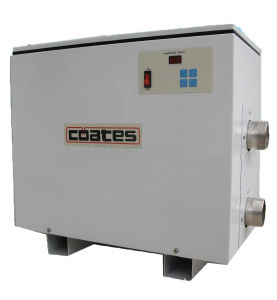 SPA Heat Pump Ce RoHS Swimming Pool Heater Portable pictures & photos
