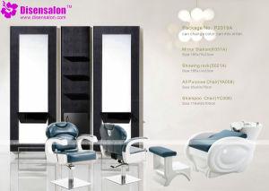 Popular High Quality Salon Furniture Shampoo Barber Salon Chair (P2019A) pictures & photos
