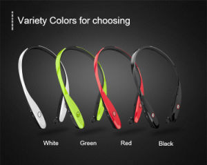 Mini Sport CSR 4.0 Voice Prompt Sweatproof Wireless Bluetooth Earphone pictures & photos
