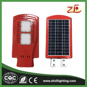 30W High Lumen Solar Powered Energy LED Street Light pictures & photos