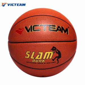 Superior Quality PU Standard Size Weight Basketball pictures & photos