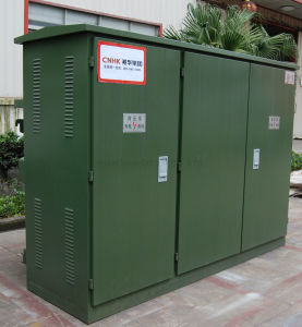 Hight Voltage American Prefabricated Metal Clad Box pictures & photos