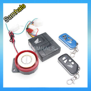 One-Ways Rmeote Control Alarm System for Motorbike, motorcycle pictures & photos