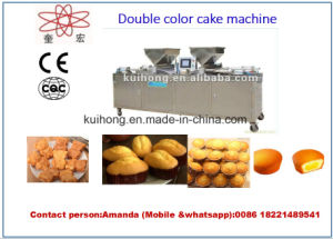 Kh-600 10% off Cake Making Machine Manufacturer pictures & photos