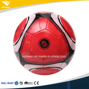 Cheapest 1.8mm PVC Size 5 4 Promotion Soccer Ball pictures & photos