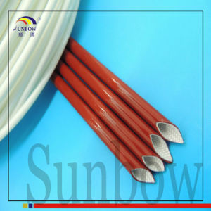 Sunbow Silicone Coated Insulation Fiberglass Sleeving pictures & photos