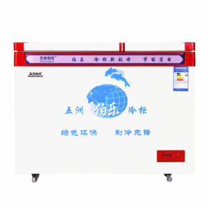 Thickened Foamed Heating Layer Large Frozen Small Refrigeration Freezer pictures & photos