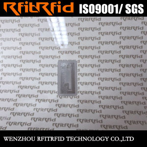13.56MHz Disposable Security RFID Stickers Tag