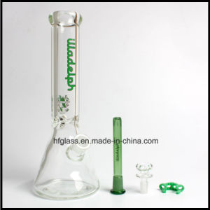 Hfy Glass New 2017 12 Inches Illadelph Smoking Water Pipe Beaker Base in 9mm Waterpipes Clear Thick Water Pipe Heady Hookah pictures & photos