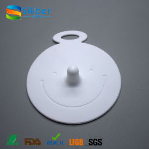 Beautiful Flexible Hot Sell Heat Resistance Silicone Cup Cover/Lid pictures & photos