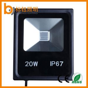 20W Floodlight Lamp LED Landscape Lighting Ultra Slim COB LED Flood Light pictures & photos