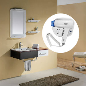 Wall Mounted Hair Dryer for Hotel Bathroom Use pictures & photos
