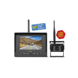 5inch Digital Wireless Reverse Camera System pictures & photos