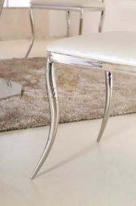 Sliver Stainless Steel Banquet Chair for Sale pictures & photos