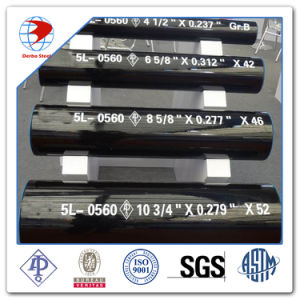 CS Smls A106 B36.10m A53 API 5L Gr. B Tubing/Pipe/Tube pictures & photos