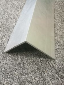 6000 Alloy Aluminium Extruded L Shaped Profile /Mill Finish/Anodizing etc pictures & photos