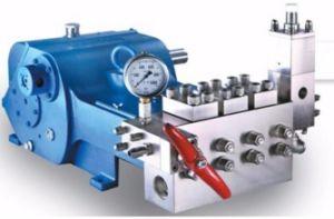 High Pressure Plunger Pump (Maximum pressure 700bar) pictures & photos