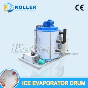 Hot Sale 5 Ton/Day Flake Ice Machine Evaporator for Freezing Fish pictures & photos